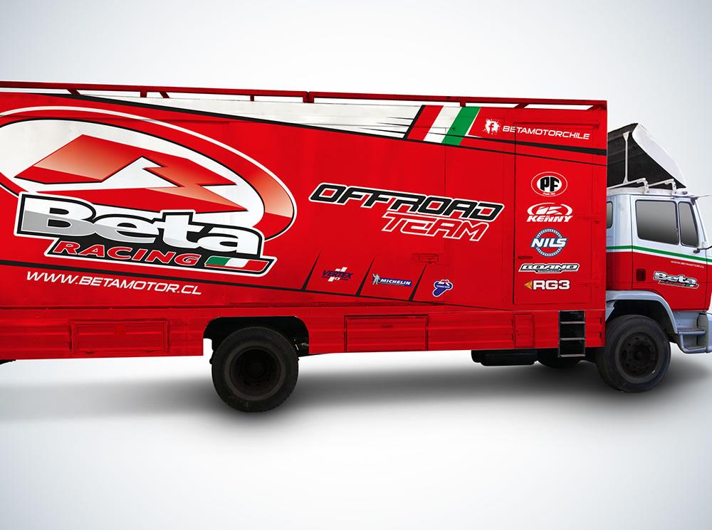 Camion-Beta-Racing-Side