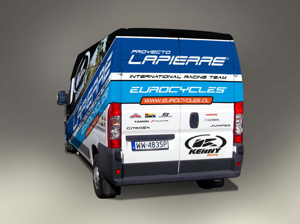 Lapierre-Kenny-Racing-Truck-Back