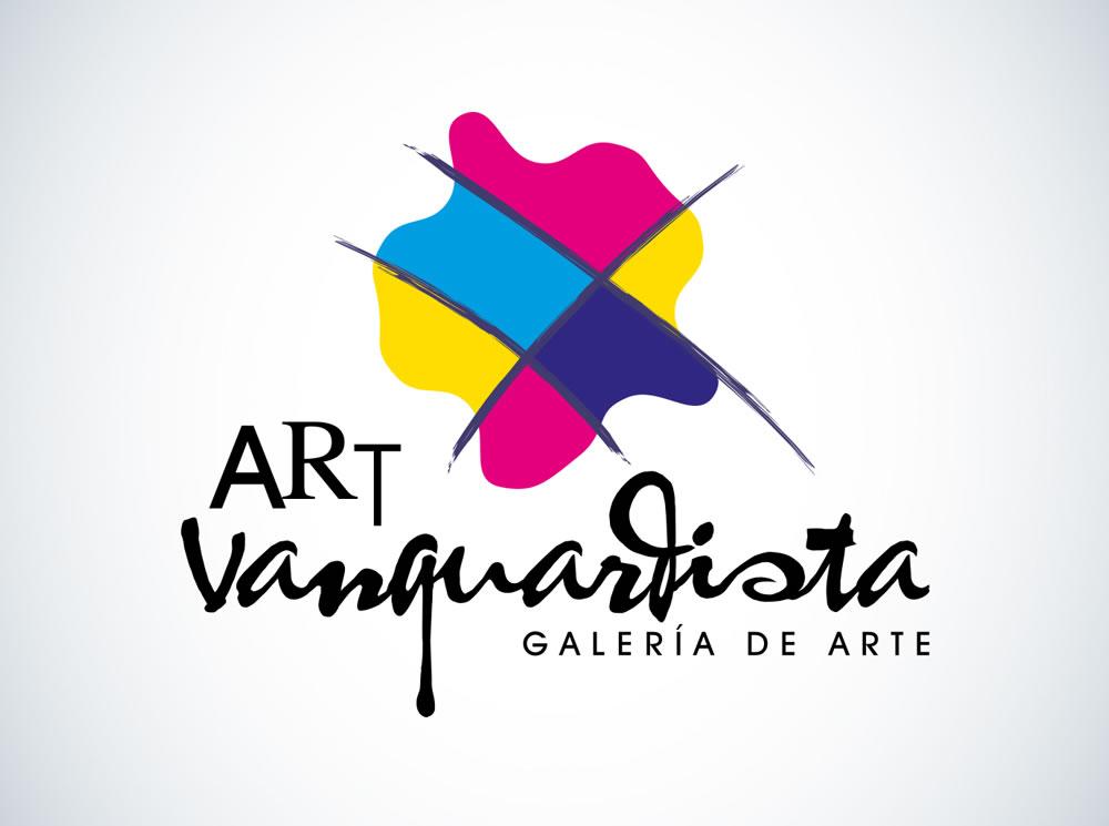Logo Art Vanguardista