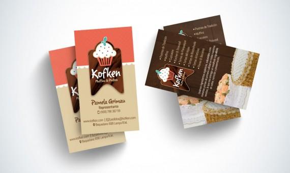Kofken Muffins y Postres